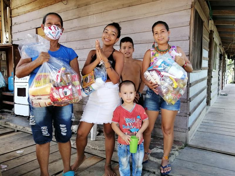 Familia San Vicente Caguan